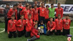 Атанас Борносузов: Искам футболистите ни да станат добри хора и да уважават съперниците си