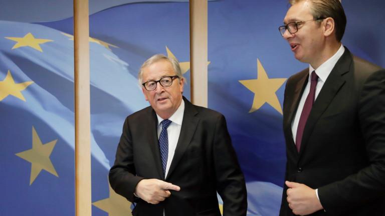 """При неуспех с присъединяване към ЕС, Сърбия има """"план Б"""""""