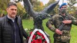 ЦСКА уважи празника на военния парашутист