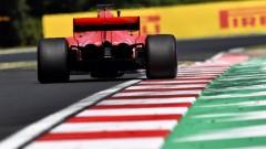 Пилотите на Ферари дадоха най-добри времена в третата свободна тренировка преди Гран При на Белгия