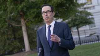 Мнучин: Няма съгласие за стимулите, преговорите продължават