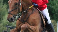 Катя Дунева повежда празника на конете на Тодоров ден