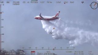 Австралия за първи път в света използва Боинг 737 за борба с пожар