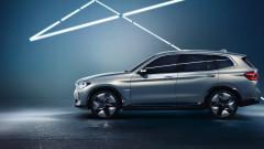 BMW пуска новите си електрически модели по-рано от очакваното