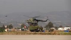 Джихадисти заявиха, че са свалили руски хеликоптер, Москва отрече