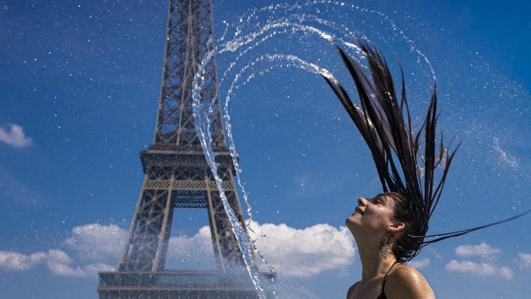 Първи жертви на горещата вълна в Европа