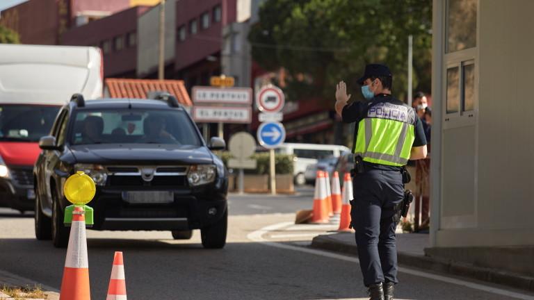 ЕК: Страните на ЕС трябва да избягват затваряне на вътрешни граници