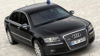 Audi прави брониран автомобил по поръчка