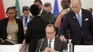 Франция отпуска милиарди на Африка за борба с климатичните промени