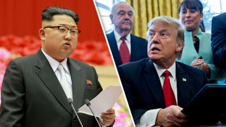Русия посредничи: Северна Корея е заинтересована от пряк диалог със САЩ