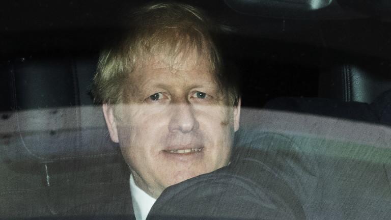 Бившият външен министър на Великобритания Борис Джонсън заяви, че шансовете