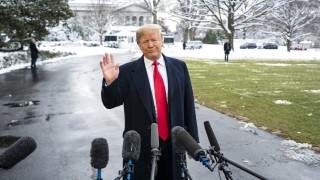 Тръмп: Стената се строи по един или друг начин