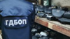 ГДБОП разби работилница за менте въздушни автовъзглавници