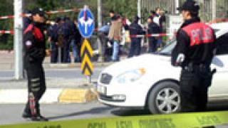Турската полиция - на лов за терористи