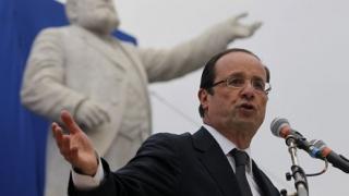 Франсоа Оланд настоява за бързо подновяване на разговорите с Гърция