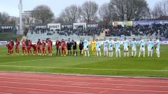 В Русе изненадани от точката срещу ЦСКА