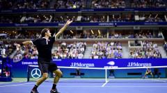 Роджър Федерер се справи с Петер Гойовчик за 53 минути