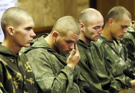 Руските войници в Украйна – безправни заложници в необявена война