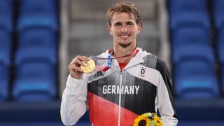 Саша Зверев триумфира с олимпийската титла
