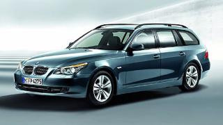 BMW представя три програми за 5-та си серия в Женева