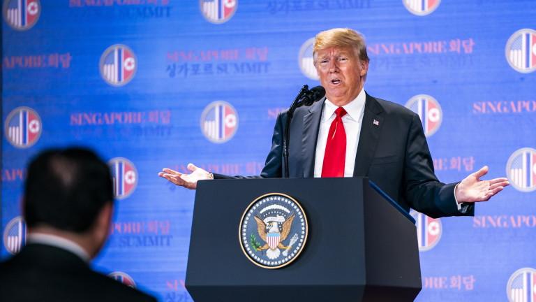 Срещата на върха между Северна Корея и САЩ беше