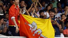 Бутан, Камбоджа, Индия и Тимор-Леще продължават напред