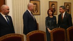 Гвардейци да охраняват паметника на Апостола, поиска БДЦ от Плевнелиев