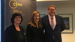 Ангелкова популяризира пред САЩ инвестиционния потенциал в България