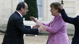 Рестарт на Шенген поискаха Меркел и Оланд