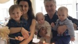 Алек Болдуин стана баща на 60