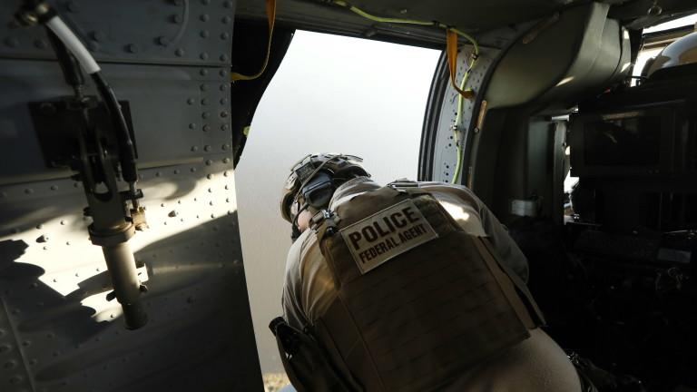 Националната гвардия във Вашингтон започна разследванеза използванетона хеликоптери по време