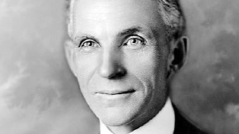 Хенри Форд, роден на 30 юли 1863 година, е американски
