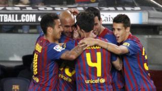Барса гони четвърти финал за Кралската купа в последните пет години