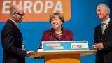 Меркел с ново настроение - иска драстично намаление на бежанците
