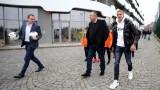 Десподов: Искам да завърша кариерата си в ЦСКА, но сега ще се развивам в чужбина