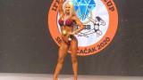 Ралица Кашинова - момичето, покоряващо върхове в бодибилдинга