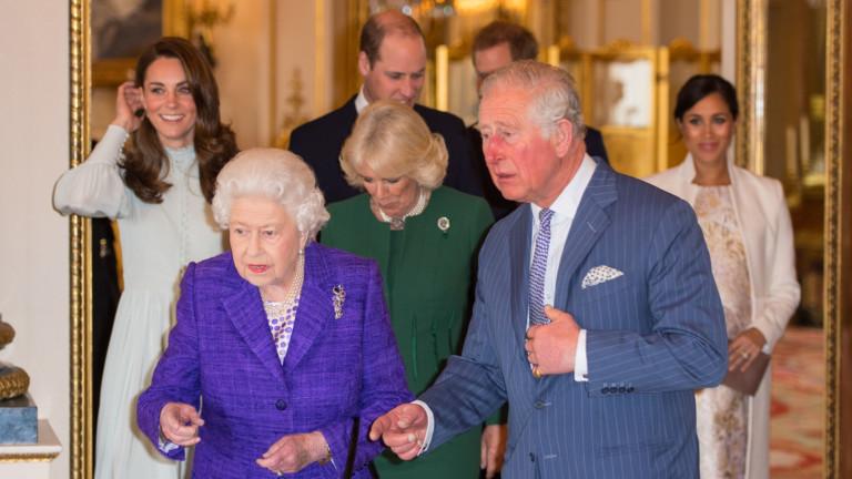 Реакцията на кралския двор след интервюто на Хари и Меган