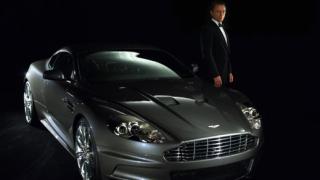 Новият Джеймс Бонд ще кара безплатно Aston Martin