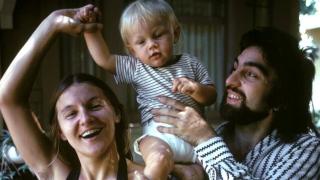 Лео ди Каприо се показа като бебе