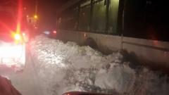 117 селища са без ток, в Бургас остава усложнена пътната ситуация
