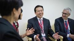 Ексшефът на Интерпол разследван в Китай за получаване на подкупи
