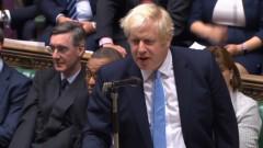 Затварянето на парламента от Борис Джонсън - незаконно