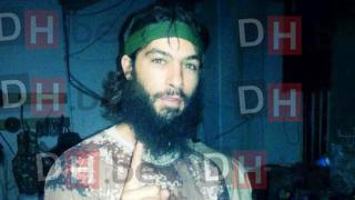 """Разпространиха снимката на терорист от """"Ислямска държава"""", подготвящ нападения в Европа"""