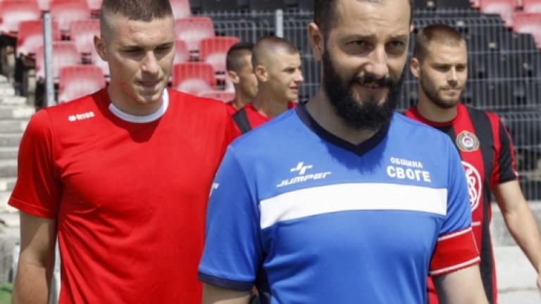 Спортист (Своге) и Георги Станков се разделиха