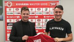 Янис Карабельов спечели първия си голям мач в Унгария
