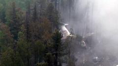 Откриха черните кутии на катастрофиралия Ил-7, няма оцелели