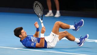 Новак Джокович приключи участието си на US Open