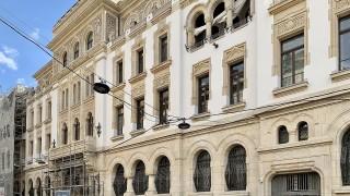 Проект за €42 милиона: Сградата на банка от 1923-а в Букурещ вече е луксозен хотел