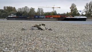 В Германия рекордна суша