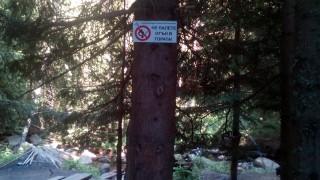 Агенцията по горите призовава да се внимава с паленето на огън